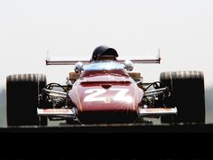 Belgium GP, 1970. Jacky Ickx.