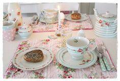 Cottage life whole year: Greengate 2013 Decoupage, Pastel House, Pantry Design, Pip Studio, Dish Sets, Blog Love, Cath Kidston, Vintage Tea, Candy Colors