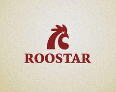 #logo #design #inspiration #red #roostar