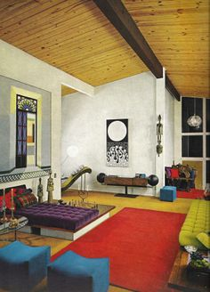 House & Garden's Complete Guide to Interior Decoration, 1970