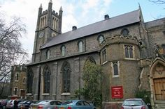 Holy Trinity Brompton, home of Alpha and Tim Hughes