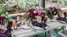 Simulate a Vineyard | We asked wedding industry pros to give us their best tips on how to throw a breathtaking wine country celebration with stunning décor
