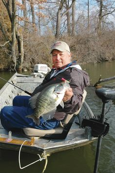 Fishing Tactics of a Master Crappie Guide