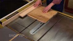 Squaring a board