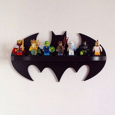 Hey, I found this really awesome Etsy listing at https://www.etsy.com/listing/237372542/wooden-shelf-batman