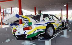 The BMW Art Car - Juxtapoz Magazine