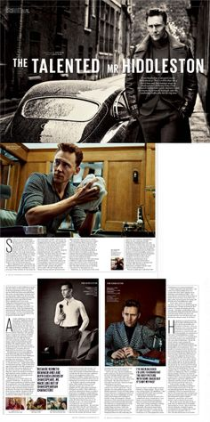 The Evening Standard ES Magazine 18.10.2013 HQ images The photos the journalist took on The Serpentine http://www.pinterest.com/pin/510806782707306496/