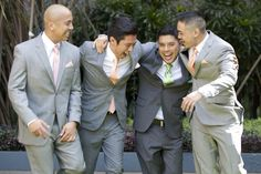 Dicas dos noivos | Como eles escolheram o traje do casamento