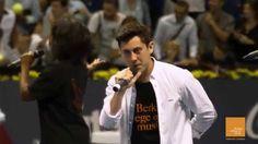 """""""Vivir mi vida"""" (Marc Anthony cover) - Valencia Open 500 ATP final 2014/CONFIRMADO, REPRESENTA A LIMA, PERU, EN EL MIAMI INTERNATIONAL SONG FESTIVAL 2015 25 DE JULIO EN TEATRO MANUEL ARTIME, MIAMI, FLORIDA"""