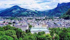 #Salzburg is always beautiful.  #Salzburgcity #travelsalzburg #zellamsee #hallstatt #altstadt  #sanktjohann #europe #deutschland  #photography #model #tbt #fest #october #girl #urlaub #frau #servus #morgen #redbull #tirol #travel #holiday #City Salzburg, Zell Am See, Hallstatt, Austria Travel, Historical Architecture, Mount Everest, Paris Skyline, Grand Canyon, Mountains