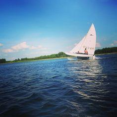 Jezioro Dominickie raj dla aktywnych wodniaków | #news #hotel #jezioro #wypoczynek
