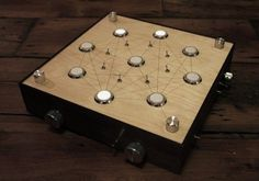 Synthesizer website dedicated to everything synth, eurorack, modular, electronic music, and more. Diy Electronic Kits, Electronic Music, Foley Sound, Arduino, Home Music, Homemade Instruments, Sonic Art, Design System, Diy Electronics