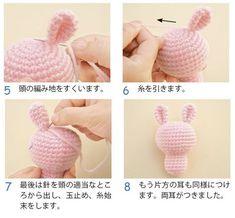 パステルカラーがやわらかい雰囲気のかわいいうさぎたち。 おそろいリボンでちょっぴりおめかし。 手作りしてベビーにプレゼントするのもおすすめです。 Crochet Amigurumi Free Patterns, Crochet Hats, Japanese Nail Art, Christmas Hat, Crochet Videos, Amigurumi Toys, Origami, Dolls, Knitting