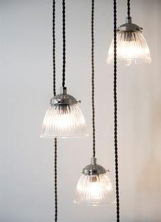 Our contemporary cluster of Paris Ceiling Lights provides you with five times more of everything you love about Garden Trading Paris lighting collection.