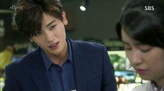 Park Hyung Sik & Lim Ji Yeon in High Society. best couple award