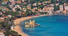Mondello Vacances en Sicile - Italie