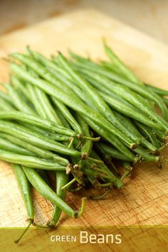 Green Beans: One of the Fresh Summer Ingredients at P.F. Chang's #PFCSummer
