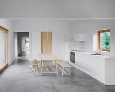 House on Gotland, tradition, minimalism and nature   More with less