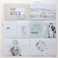 Becky Higgins Project Life at Michael's Stores : Dear Lizzy Fifth and Frolic