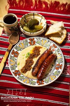 Romanian Food, Romanian Recipes, The Turk, Fries, Cooking, Breakfast, Sweet, Sausages, Kitchens