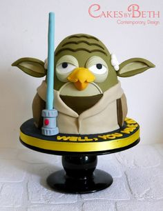Angry Birds Star Wars ~ Cakes by Beth