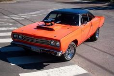 Model and Real Muscle Cars & Trucks : Photo