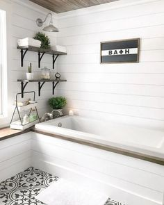 Examine this essential photo as well as browse through today strategies and information on Diy Bathroom Renovation Diy Bathroom, Bathroom Interior, Modern Bathroom, Bathroom Ideas, Bathroom Organization, Master Bathroom Tub, Bathroom Inspo, Shower Ideas, Bathroom Bench