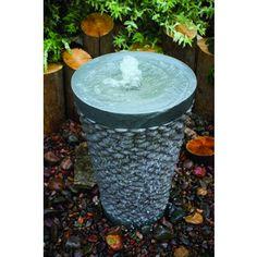 Round Pebble Fountain Kit