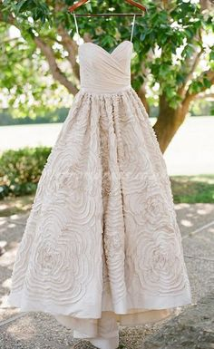 vintage wedding dress wedding dress wedding dresses. Would be PERFECT with some sleeves -carrin