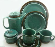 Vintage Arabia Meri Ulla Procope Kitchenware, Tableware, Serveware, Helsinki, Scandinavian Design, Finland, Tea Cups, Porcelain, Pottery