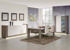 HUSH - le système d'éclairage dans les parties basses des meubles de Hush est vraiment original et astucieux    Meubles Toff
