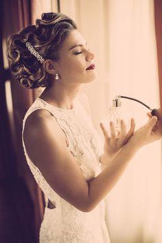 Bridal Style, Bridal Dresses, One Shoulder Wedding Dress, Vintage, Collection, Fashion, Bride Dresses, Moda, Bridal Gowns