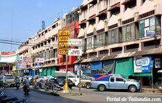 Trat, la última parada antes de entrar a Camboya! http://www.portaldetailandia.com/trat/ เมืองตราด (TRAT TOWN)