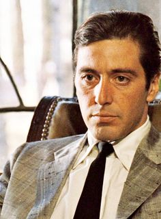 Pacino as the Godfather