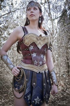 Wonder Woman | DC Cosplay