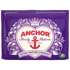 Anchor Extra Mature Cheddar Cheese