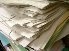 How to Simplify Your Filing System; or, Why Stacking Just Doesn't Work