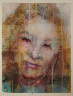 WEB - As an artist I'm interested in the figure and in the portrait. I'm also drawn to the work of other artists who produce art via many differen… Marlene Dumas, Abstract Portrait, Portrait Art, Portraits, Fun Prints, Poster Prints, South African Artists, True Art, Figurative Art