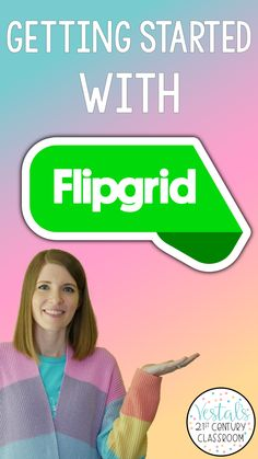 Have you used Flipgrid for virtual learning? Flipgrid is an amazing, interactive tool to help engage your students remotely!  #vestals21stcenturyclassroom #flipgrid #flipgridtutorial #howtotuseflipgrid #remotelearning #virtuallearning #onlinelearning #distancelearning