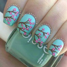 Instagram photo by nailstorming #nail #nails #nailart