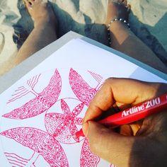 "drawing at beach <a href=""https://www.facebook.com/artaurabynagashree/photos_stream"" rel=""nofollow"" target=""_blank"">www.facebook.com/...</a> <a class=""pintag searchlink"" data-query=""%23canvaspainting"" data-type=""hashtag"" href=""/search/?q=%23canvaspainting&rs=hashtag"" rel=""nofollow"" title=""#canvaspainting search Pinterest"">#canvaspainting</a> <a class=""pintag searchlink"" data-query=""%23patternart"" data-type=""hashtag"" href=""/search/?q=%23patternart&rs=hashtag"" rel=""nofollow"" title=""#patternart search Pinterest"">#patternart</a> <a class=""pintag searchlink"" data-query=""%23geometricart"" data-type=""hashtag"" href=""/search/?q=%23geometricart&rs=hashtag"" rel=""nofollow"" title=""#geometricart search Pinterest"">#geometricart</a> <a class=""pintag searchlink"" data-query=""%23mandala"" data-type=""hashtag"" href=""/search/?q=%23mandala&rs=hashtag"" rel=""nofollow"" title=""#mandala search Pinterest"">#mandala</a> <a class=""pintag searchlink"" data-query=""%23handpainted"" data-type=""hashtag"" href=""/search/?q=%23handpainted&rs=hashtag"" rel=""nofollow"" title=""#handpainted search Pinterest"">#handpainted</a> <a class=""pintag searchlink"" data-query=""%23treeoflife"" data-type=""hashtag"" href=""/search/?q=%23treeoflife&rs=hashtag"" rel=""nofollow"" title=""#treeoflife search Pinterest"">#treeoflife</a> <a class=""pintag searchlink"" data-query=""%23floweroflife"" data-type=""hashtag"" href=""/search/?q=%23floweroflife&rs=hashtag"" rel=""nofollow"" title=""#floweroflife search Pinterest"">#floweroflife</a> <a class=""pintag searchlink"" data-query=""%23penart"" data-type=""hashtag"" href=""/search/?q=%23penart&rs=hashtag"" rel=""nofollow"" title=""#penart search Pinterest"">#penart</a> <a class=""pintag searchlink"" data-query=""%23sketchbook"" data-type=""hashtag"" href=""/search/?q=%23sketchbook&rs=hashtag"" rel=""nofollow"" title=""#sketchbook search Pinterest"">#sketchbook</a> <a class=""pintag"" href=""/explore/floral/"" title=""#floral explore Pinterest"">#floral</a> <a class=""pintag searchlink"" data-query=""%23psychadelic"" data-type=""hashtag"" hre"