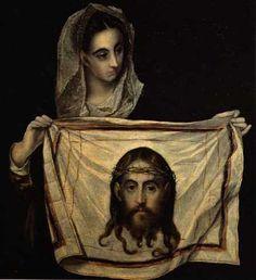 El Greco, La Verónica