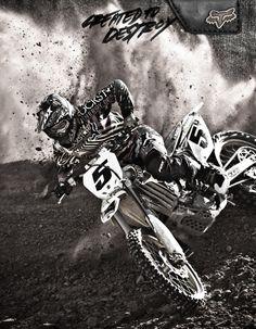 #RyanDungey #Motocross #Dirtbike #Offroad