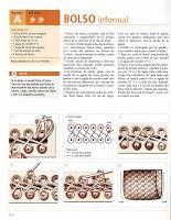 Puntadas con amor: Telar Rectangular - Bolso
