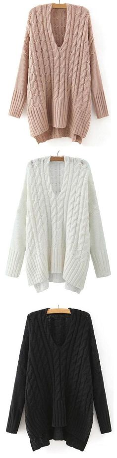 Get ready for fall? This sweater top is great piece to have in your closet. Feel both comfortable and stylish in soft sweater top. Check out more at Cupshe.com !