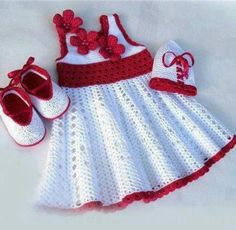 Sweet... red and white