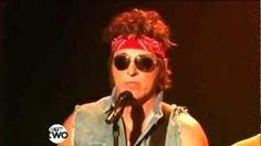 "Sexy and I Know It - Jimmy Fallon (as Neil Young) & Bruce Springsteen. Say it with me -- ""wiggle wiggle wiggle wiggle..."" :)"