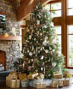 Pottery Barn Christmas tree. Getting everything on this tree this year. So excited!
