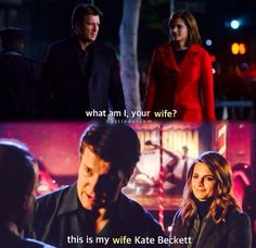Hahaha the way things changed Castle Series, Castle Tv Shows, Castle Abc, Detective, Beckett Quotes, Alexis Castle, Richard Castle, Film Blade Runner, Movies