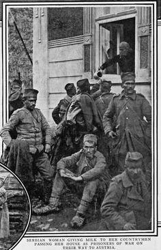 Први светски рат(велики рат) 1914..